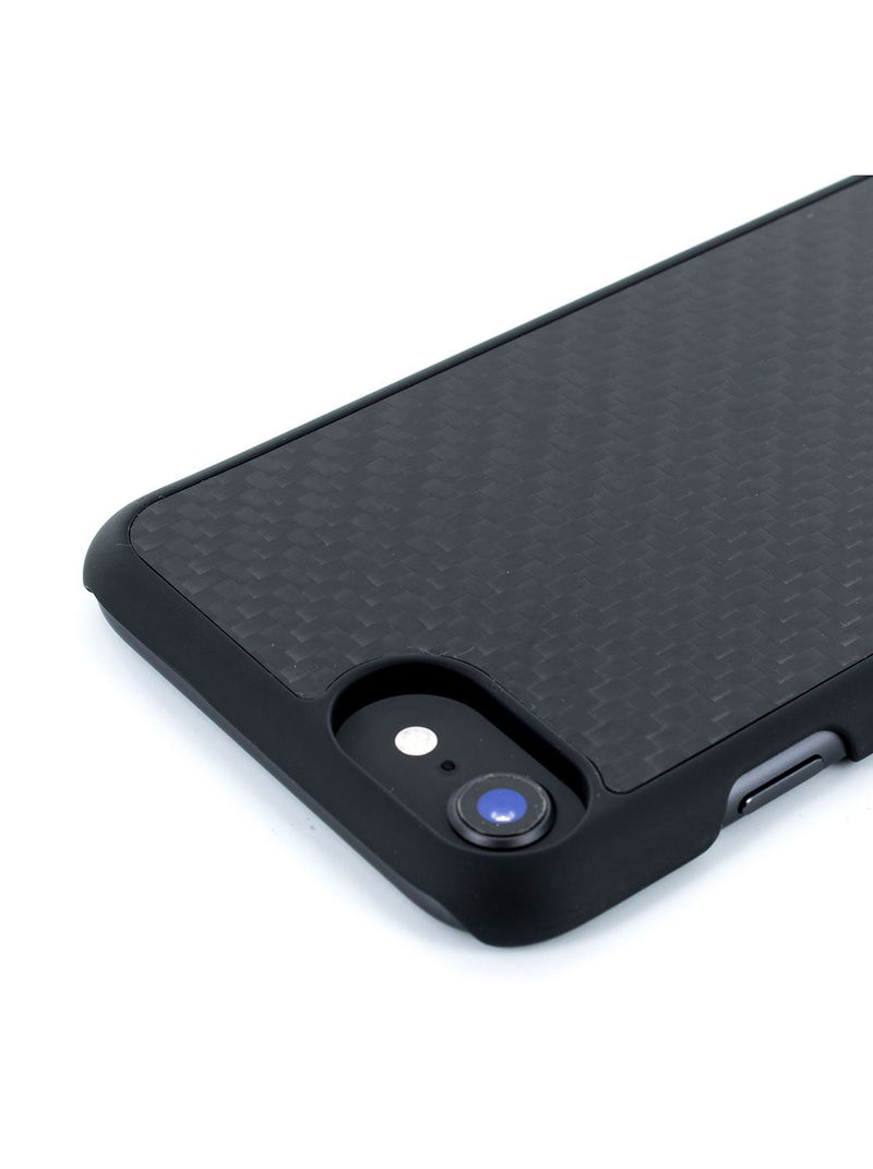 Detail image of the Proporta Apple iPhone 8 / 7 / 6S phone case in Black