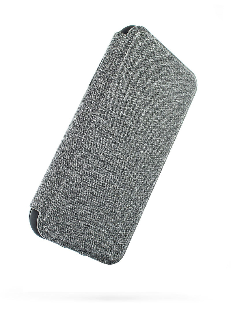 Front image of the Proporta Apple iPhone XR phone case in Grey