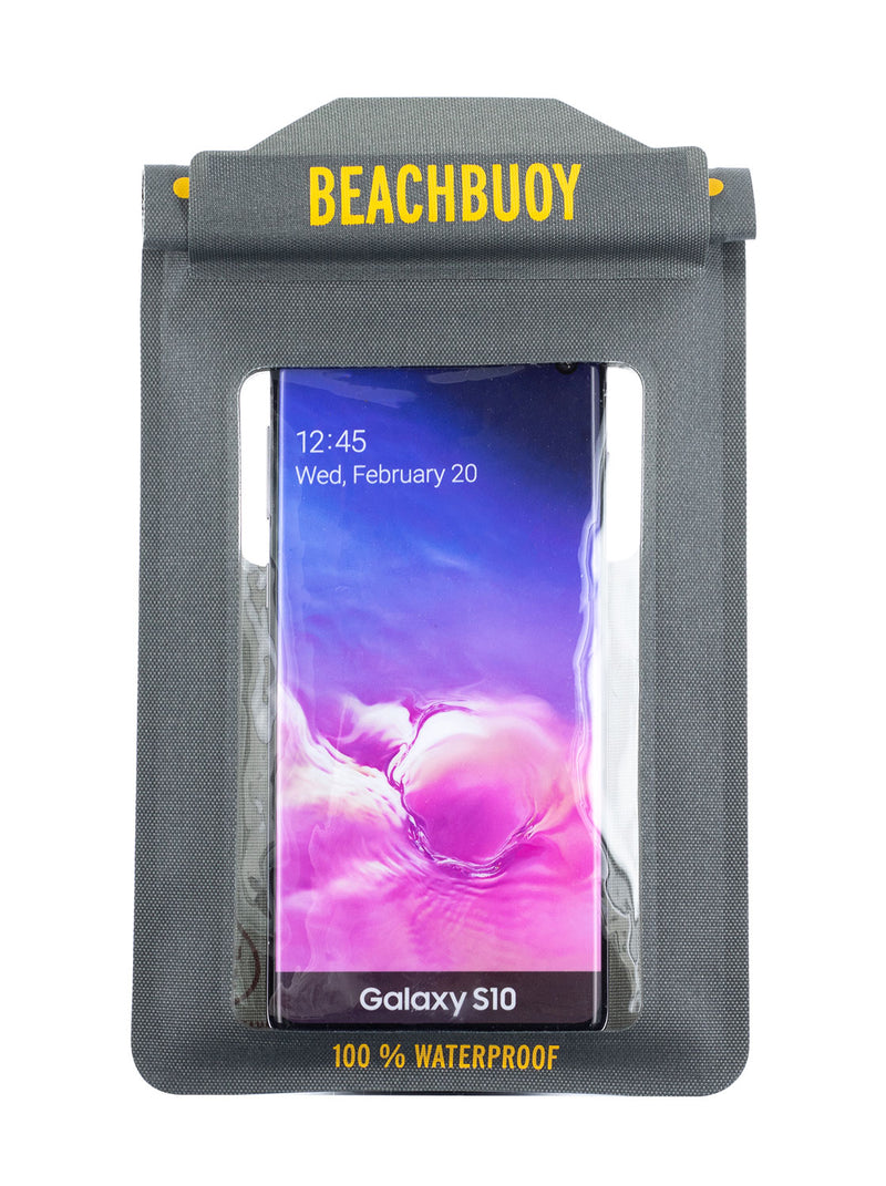 BeachBuoy 100% Waterproof Case for Smartphones and Cameras - Small