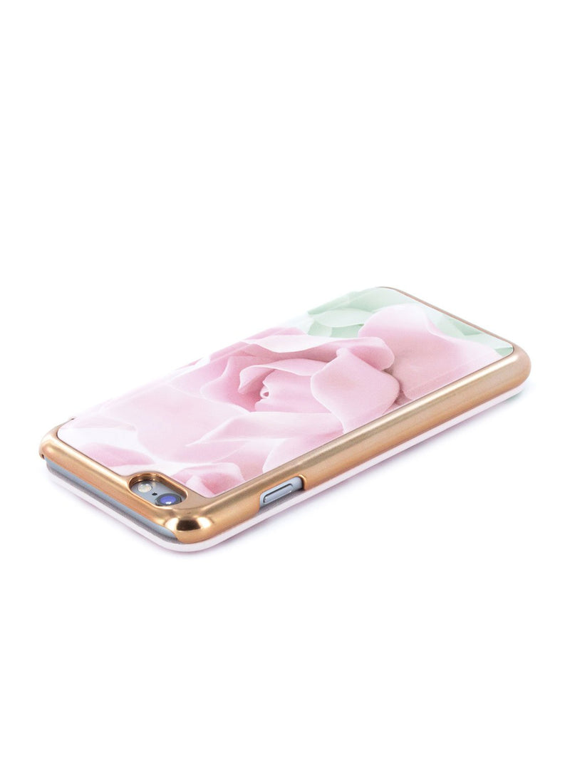 Face down image of the Ted Baker Apple iPhone 6S / 6 phone case in Nude