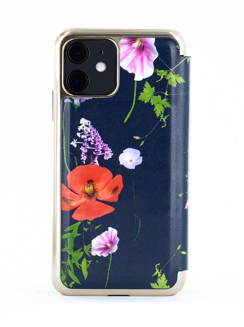 Ted Baker Book Case for iPhone 11 - Hedgerow