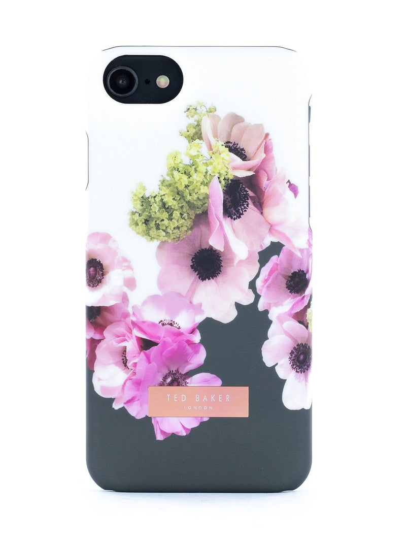 Hero image of the Ted Baker Apple iPhone 8 / 7 / 6S phone case in Black