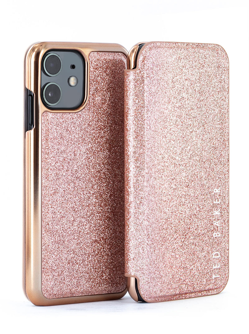 Ted Baker Fashion Premium Mirror Case for iPhone 11 - TILLY