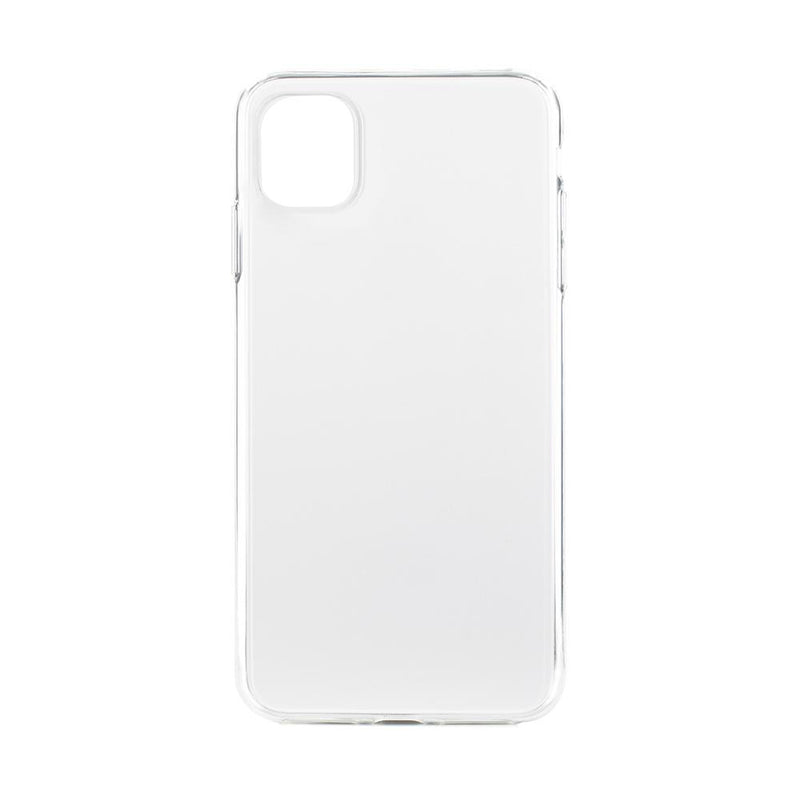 Back shot of the Proporta Apple iPhone 11 Pro Max back shell in Clear
