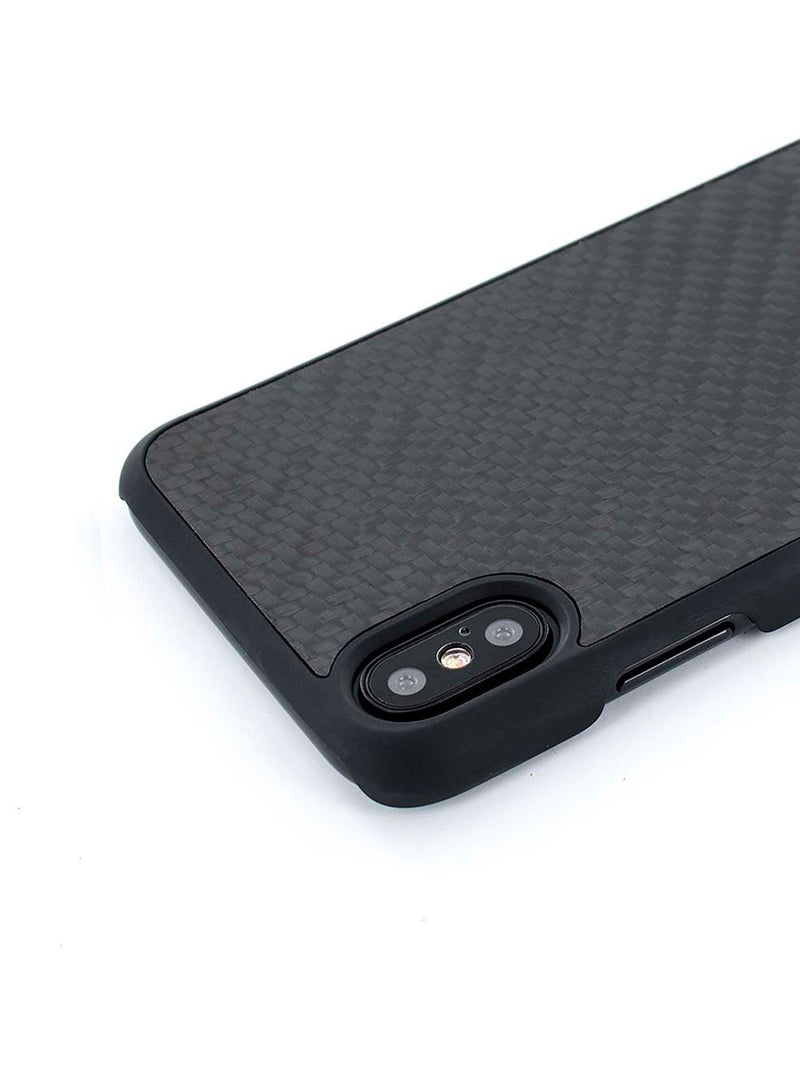 Detail image of the Proporta Apple iPhone XS / X phone case in Black