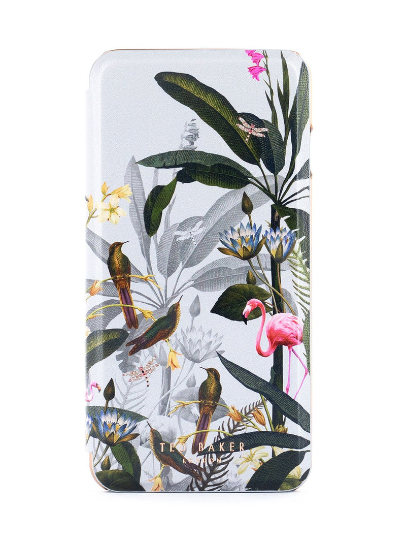 Hero image of the Ted Baker Apple iPhone XS / X phone case in Grey