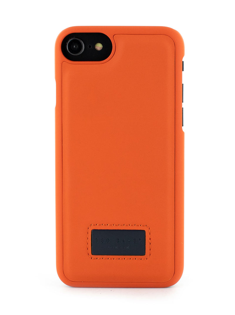 Ted Baker SNAKKE Inlay Shell for iPhone 8 / 7 - Orange