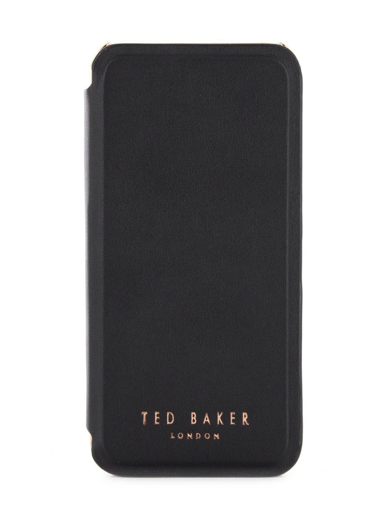 Hero image of the Ted Baker Apple iPhone SE / 5 phone case in Black