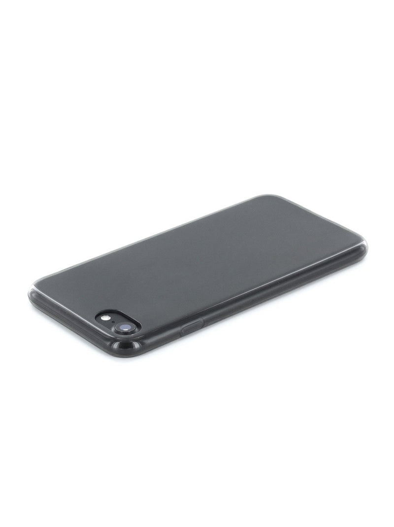 Face down image of the Proporta Apple iPhone 8 / 7 / 6S phone case in Black