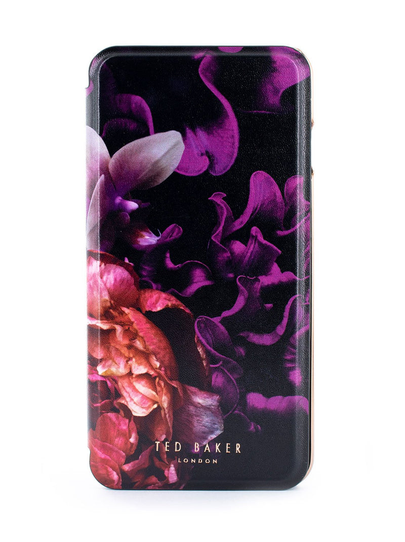 Hero image of the Ted Baker Apple iPhone 8 Plus / 7 Plus phone case in Black