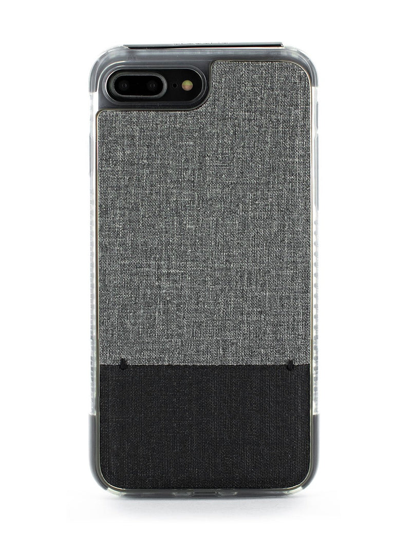Hero image of the Proporta Apple iPhone 8 Plus / 7 Plus phone case in Grey