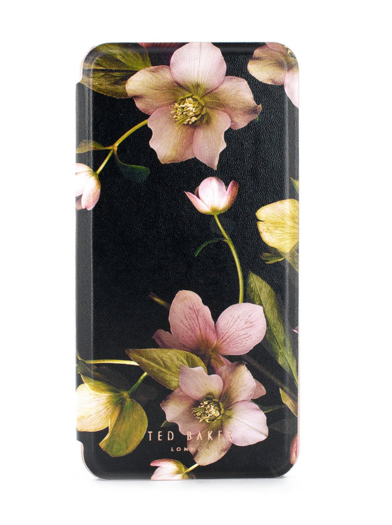 Hero image of the Ted Baker Apple iPhone 8 Plus / 7 Plus phone case in Arboretum Black