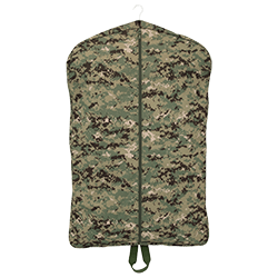 Image of a Mercury Tactical Gear camo garment bag