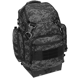 Product image of the Unicam Backpack on a white background