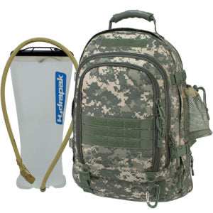 Product image of the Tac Pac with Hydration on a white background