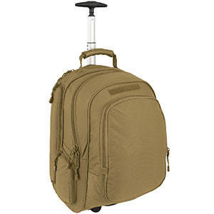 Product image of the Wheeled Laptop Backpack on a white background