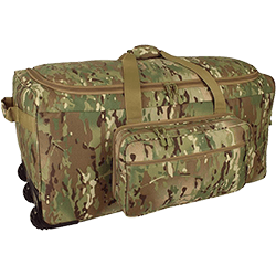 Image of a Mercury Tactical Gear wheeled deployment bag