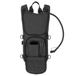 Image of a Mercury Tactical Gear Backpack with hydration pack