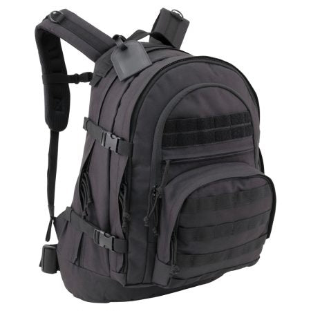 Bunker 72 Hour Pack- Black