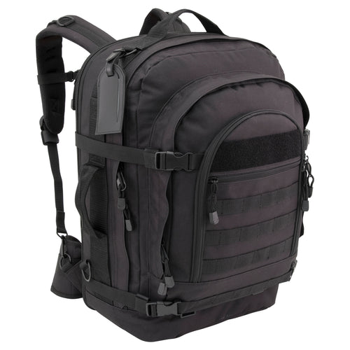 Blaze Bugout Bag - Black