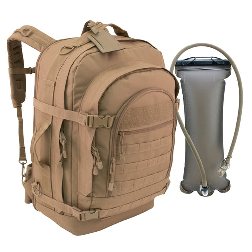 Blaze™ Bugout Bag with Hydration- Coyote