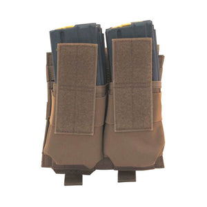 Double Stacked Mag Pouch - Coyote