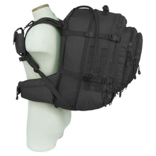 Load image into Gallery viewer, Tac Pac with Hydration- Black