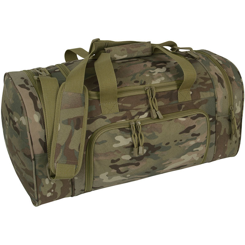 Locker Duffel Bag- Multicam