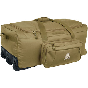 Mini Monster Deployment Bag- Coyote- Seabee Logo