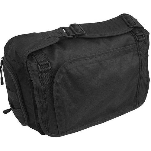 Messenger Bag, Black