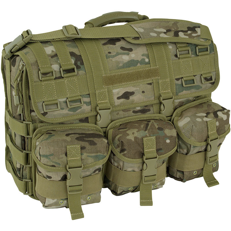 Computer Messenger Bag- Multicam