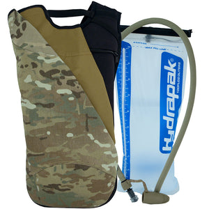 Chameleon Hydration Pack- Multicam