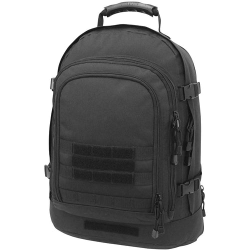 3 Day Stretch Backpack- Black
