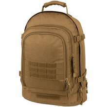 Load image into Gallery viewer, 3 Day Stretch Backpack- Ultralite Coyote