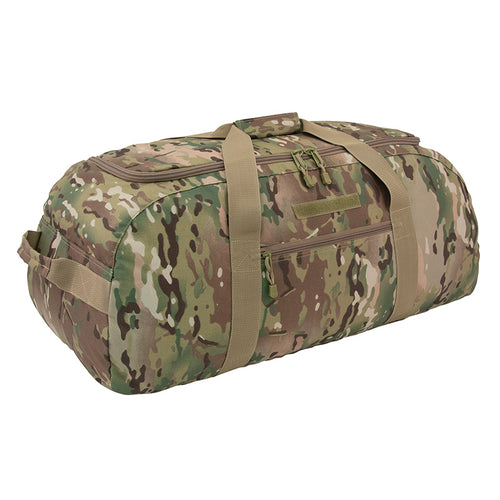 TAA Compliant- Giant Duffel Backpack Multicam
