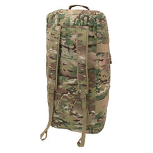 Load image into Gallery viewer, TAA Compliant- Giant Duffel Backpack Multicam