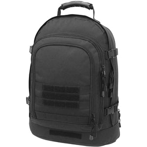 TAA Compliant- 3 Day Stretch Backpack- Black