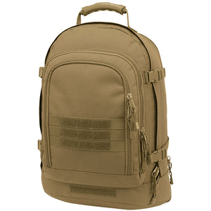 TAA Compliant- 3 Day Stretch Backpack- Coyote