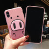 Cute Pig Nose Phone Case