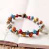 Handmade Colorful Ceramic Bracelets