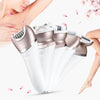 5 in 1 Wet Dry Cordless Epilator