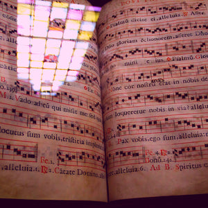 The Ancient Solfeggio Scale