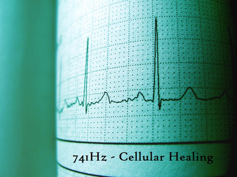 741 Hz Frequency - The Viral Cell Cleanse