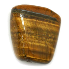 Crystal Bible - Tiger's Eye - Healing Waves