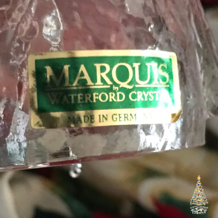 Marques Crystal Bell