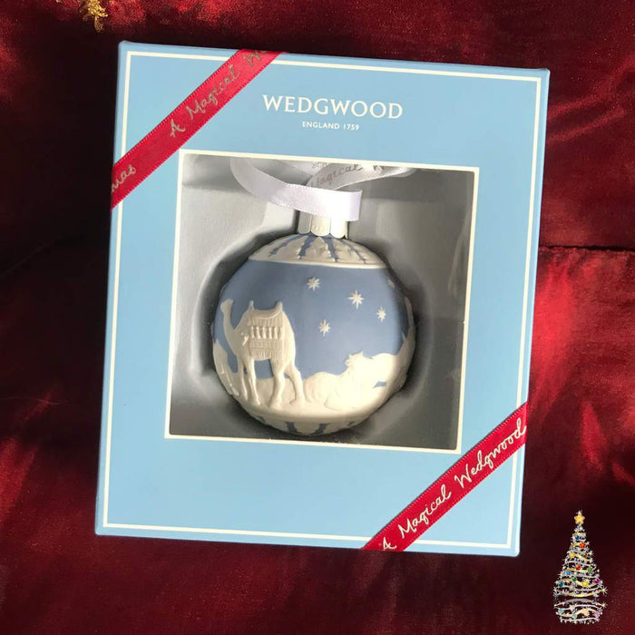 Wedgwood Nativity Ball