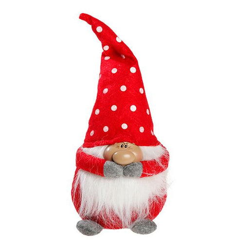 Ekrismis Petit speak no santa door stopper (33cm)
