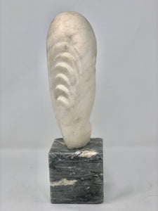 "Brancusi Style | ""Mademoiselle Pogany"" Sculpture - Roughan Home"