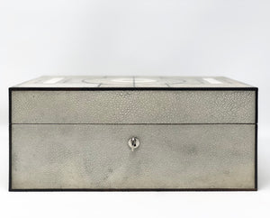 Shagreen Decorative Box - Roughan Home