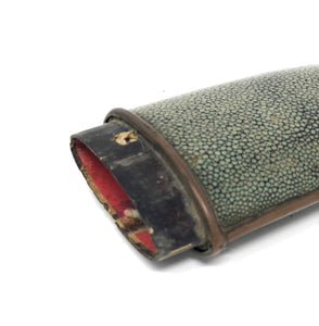 Opera | Shagreen & Copper Glass Case - Roughan Home